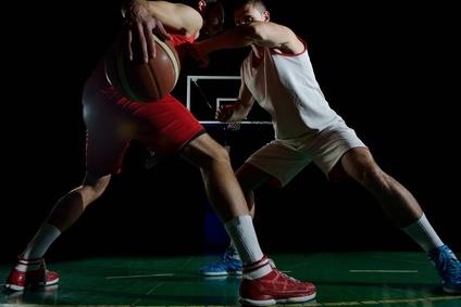 Kiefergelenksverletzungen nach Sportunfällen